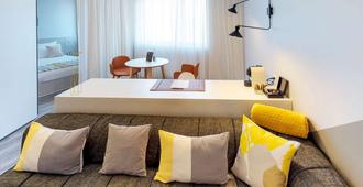 Novotel Suites Luxembourg - לוקסמבורג סיטי - סלון