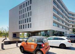 Novotel Suites Luxembourg - Luxemburgo - Edificio