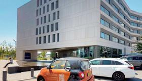 盧森堡諾富特套房酒店 - 盧森堡市 - 盧森堡 - 建築