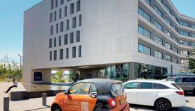 Novotel Suites Luxembourg - Λουξεμβούργο - Κτίριο