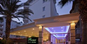 Remi Hotel - Alanya - Building