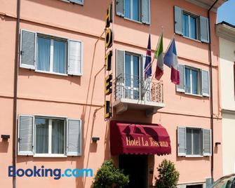 Hotel La Toscana - Arezzo - Edificio