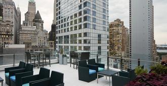Club Quarters Hotel, World Trade Center - ניו יורק - פטיו