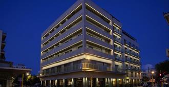 Samaria Hotel - La Canea - Edificio