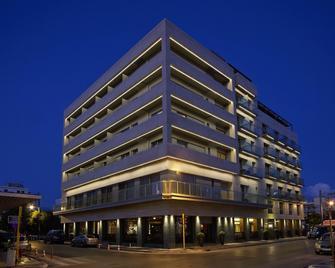 Samaria Hotel - Chania - Building