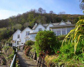 Bonnicott House Hotel - Lynton - Outdoors view