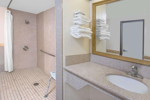科斯塔梅薩山/紐波特海灘哈仙達旅遊賓館 - 科斯塔梅薩 - 科斯塔梅薩 - 浴室