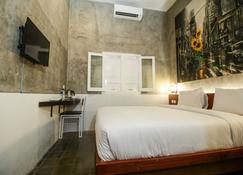 Watu Agung Guest House - Borobudur - Bedroom