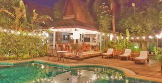 Ruen Ariya Resort - Mae Rim - Pool