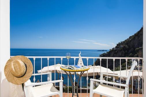 Hotel Villa Gabrisa - Positano - Balcony