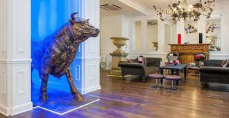 The Exhibitionist Hotel - Londres - Recepción