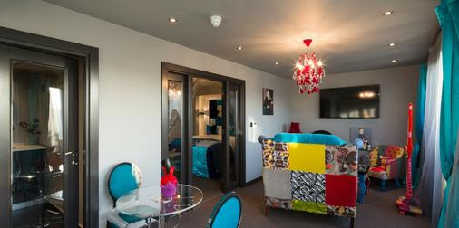 The Exhibitionist Hotel - London - Dining room