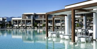 بيلاجوس سويتس هوتل آند سبا - شامل جميع الخدمات - كوس - حوض السباحة