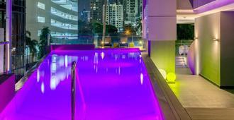 Aloft Panama - Panama Stadt - Fitnessbereich