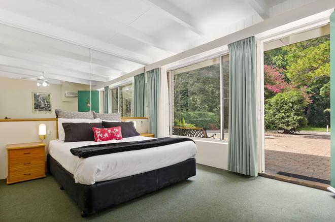 臥龍崗君主旅館 - 菲格特里 - 臥龍崗 - 臥室