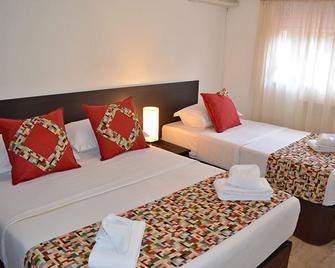 Hotel Express - Maldonado - Schlafzimmer