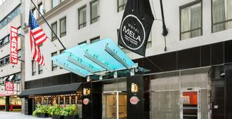 Hotel Mela Times Square - Nueva York - Edificio