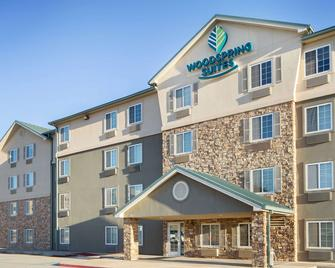 Woodspring Suites Fort Worth Trophy Club - Roanoke - Gebäude
