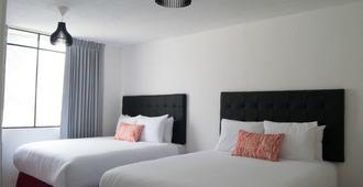 In & Out Hotel - Ciudad de Guatemala - Habitación