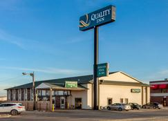 Quality Inn Hays I-70 - Hays - Edificio