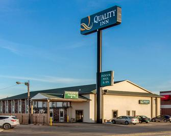 Quality Inn Hays I-70 - Hays - Building