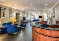 Comfort Suites Near Texas State University - San Marcos - Lobby