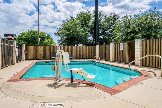 德州州立大學附近凱富套房酒店 - 聖馬可斯 - 聖馬科斯 - 游泳池