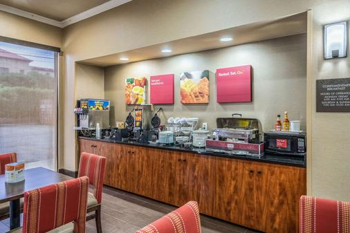 Comfort Suites Near Texas State University - San Marcos - Buffet