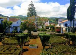 Hotel Solar do Conde - Понта-Делгада - Вид снаружи