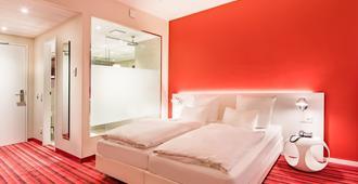 Cityhotel Am Thielenplatz - האנובר - חדר שינה