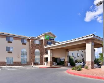 Holiday Inn Express & Suites Farmington (Bloomfield) - Фармингтон - Здание