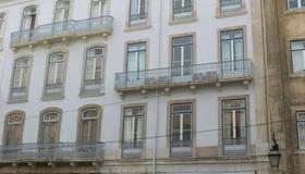 Grande Pensão Alcobia - Λισαβόνα - Κτίριο