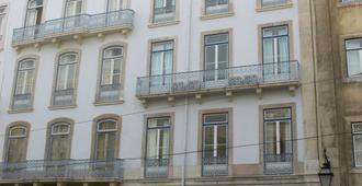 Grande Pensao Residencial Alcobia - ליסבון - בניין
