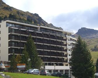 Madame Vacances Résidence Les Terrasses de Veret - Skigebiet Flaine - Gebäude