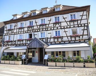 Auberge Alsacienne - Eguisheim - Building