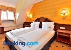 Schloss Hotel Wasserburg - Wasserburg am Bodensee - Bedroom