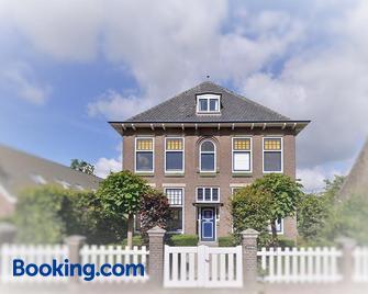 Gasterij d'Ouwe Pastorie - Wolphaartsdijk - Building