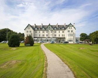 Dornoch Hotel - Dornoch - Gebouw