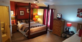 Lynebank House Hotel Bed & Breakfast - Carlisle - Bedroom