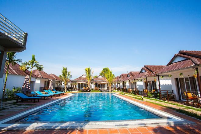 Sea Breeze Resort - Sihanoukville - Bể bơi