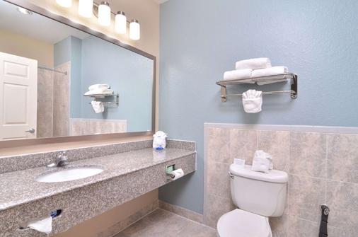 Best Western Plus Northwest Inn & Suites - Χιούστον - Μπάνιο