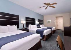 Best Western Plus Northwest Inn & Suites - Houston - Makuuhuone
