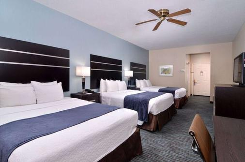 Best Western Plus Northwest Inn & Suites - Houston - Phòng ngủ