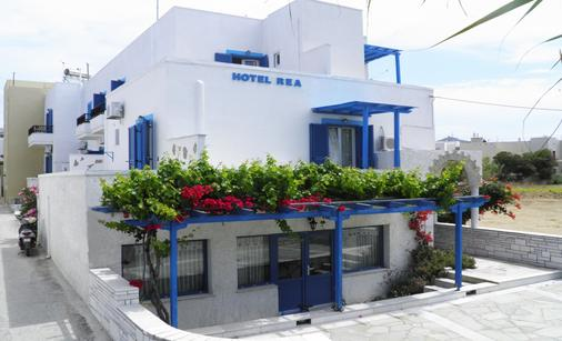 Hotel Rea - Naxos - Gebäude