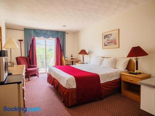 康特利維尤汽車旅館 - 坎盧普斯 - 坎盧普斯 - 臥室