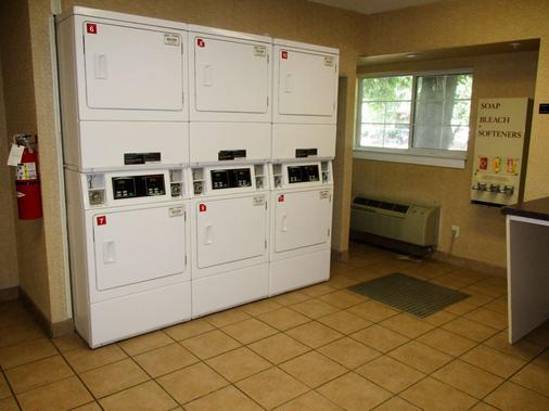 Studio 6 Hampton - Va - Langley Afb Area - Hampton - Pyykkipalvelut