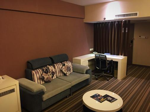 Hotel Capital - Kota Kinabalu - Living room