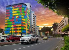 Hotel Capital - Kota Kinabalu - Außenansicht