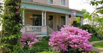 Walnut Street Inn - Springfield - Vista del exterior