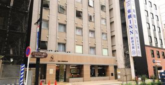 Toyoko Inn Shin-Yokohama Ekimae Honkan - יוקוהאמה - בניין